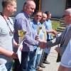 VI Zawody Spinningowe organizowane przez ZT NSZZ Policjantów KMP w Łomży