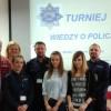 Turniej Wiedzy o Policji