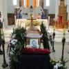Uroczystości pogrzebowe ś.p. Krzysztofa Florczykowskiego