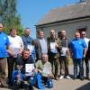 VII Zawody Spinningowe organizowane przez ZT NSZZ Policjantów KMP w Łomży