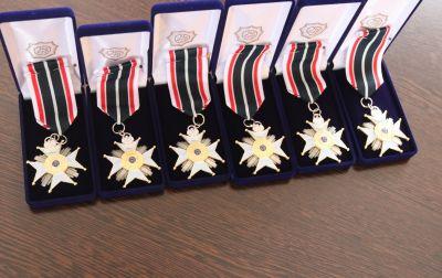 Medale w Augustowie