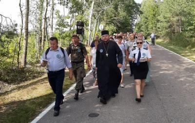 XXIV Pielgrzymka wojska i służb mundurowych na św. Górę Grabarkę