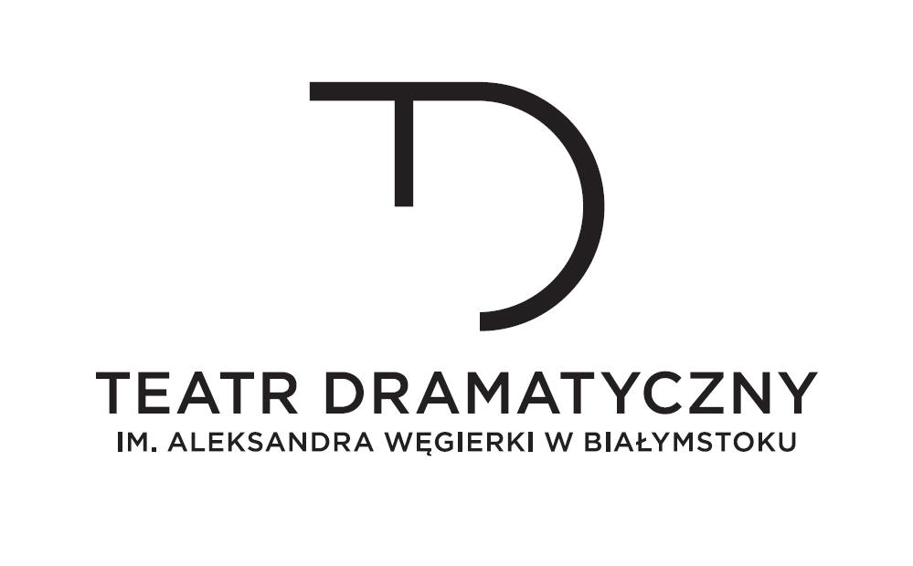 Teatr Dramatyczny logo