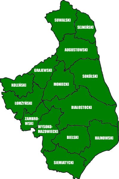 mapa nowa